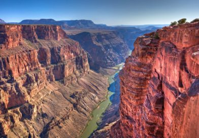 Colorado River in Grand Canyon at Toroweap. Photograph: tonda/Getty Images/iStockphoto