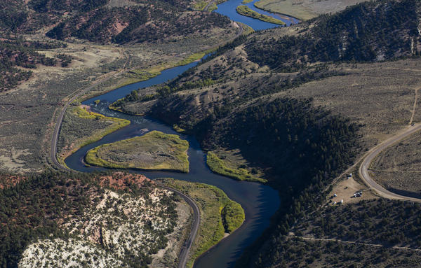 KUER article on water levels and the Colorado River