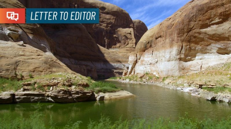 Letter to the Editor: Lake Powell Pipeline would affect traffic and recreation experience