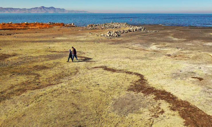 (Deseret) Can Conserving Water Save the Great Salt Lake?