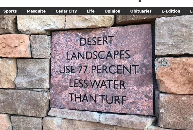 (Spectrum) The Water Tap: What is, and isn't, believable about next steps in water conservation?