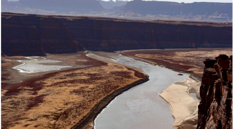 Claire Geddes: Utah's designs on Colorado River water would ignore the facts and evade the law