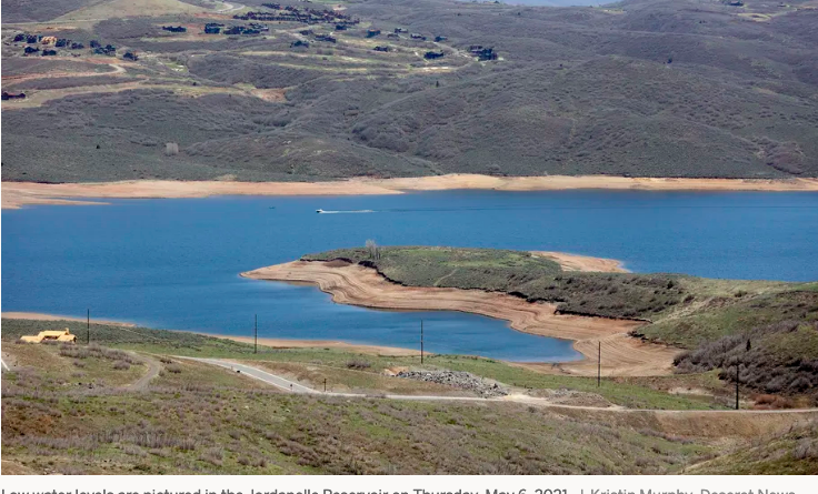 (Deseret News) One congressman says 'we are a special kind of stupid' when it comes to drought